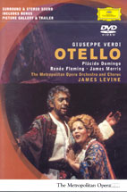 OTELLO/ <!HS>JAMES<!HE> LEVINE