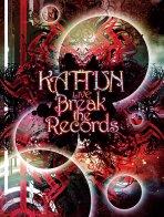 LIVE BREAK THE RECORDS [캇툰 도쿄돔 라이브] [초회한정반]
