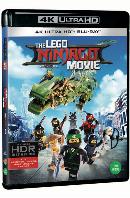 [기간한정할인] 레고 닌자고 4K UHD+BD [THE LEGO NINJAGO MOVIE]