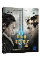 [7월 한정기간할인] 킹 아서: 제왕의 검 3D+2D [오링케이스 한정판] [KING ARTHUR: LEGEND OF THE SWORD]