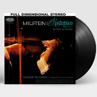 MASTERPIECES FOR VIOLIN AND ORCHESTRA/ WALTER SUSSKIND [ANALOGPHONIC 180G LP] [나탄 밀슈타인: 마스터피스]