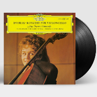 CELLO CONCERTO OP.104/ ANJA THAUER, ZDENEK MACAL [ANALOGPHONIC 180G LP] [드보르작: 첼로 협주곡]