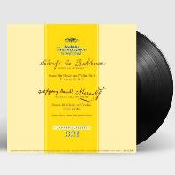 VIOLIN SONATAS/ JOHANNA MARTZY, JEAN ANTONIETTI [ANALOGPHONIC 180G LP] [베토벤 & 모차르트: 바이올린 소나타]