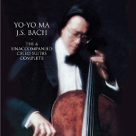 THE 6 SUITES FOR UNACCOMPANIED CELLO/ YO-YO MA [REMASTERED] [요요 마: 바흐 무반주 첼로]