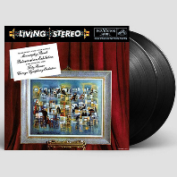 PICTURES AT AN EXHIBITION/ FRITZ REINER [LIVING STEREO] [45 RPM LP] [무소르그스키: 전람회의 그림 - 프리츠 라이너]