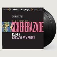SCHEHERAZADE/ FRITZ REINER [LIVING STEREO] [45 RPM LP] [림스키 코르사코프: 셰헤라자데 - 프리츠 라이너]