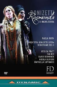 ROSMONDA D'INGHILTERRA/ SEBASTIANO ROLLI [도니제티: 영국의 로사문드] [한글자막]
