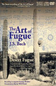 THE ART OF FUGUE/ GEORGE RITCHIE [2CD+DVD] [바흐: 푸가의 기법 외 - 조지 리치]