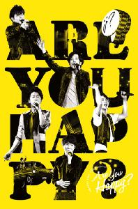 ARE YOU HAPPY?: LIVE TOUR 2016-2017