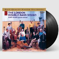 THE LONDON DOUBLE BASS SOUND/ GARY KARR [180G LP] [런던 더블 베이스 사운드]