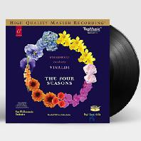 THE FOUR SEASONS/ LEOPOLD STOKOWSKI [180G LP] [비발디: 사계 - 스토코프스키]