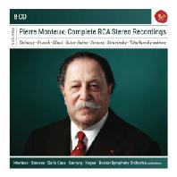 THE COMPLETE RCA STEREO RECORDINGS [SONY MASTERS] [피에르 몽퇴: RCA 스테레오 레코딩 전집]
