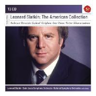 THE AMERICAN COLLECTION/ LEONARD SLATKIN [SONY MASTERS] [레너드 슬래트킨: 아메리칸 컬렉션]