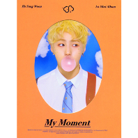 MY MOMENT: DREAM VER [미니 1집]