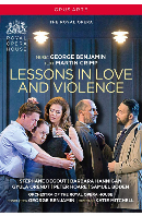 LESSONS IN LOVE AND VIOLENCE/ GEORGE BENJAMIN [벤자민 & 크림프: 오페라 <사랑과 폭력의 수업>] [한글자막]