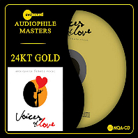 VOICES OF LOVE [MQA] [24KT GOLD] [한정반]