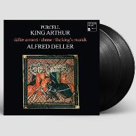KING ARTHUR/ ALFRED DELLER [퍼셀: 오페라 <아더왕>| 알프레드 델러] [LP]
