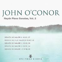 PIANO SONATAS VOL.2/ JOHN O`CONOR [하이든: 피아노 소나타 2집 - 존 오코너]