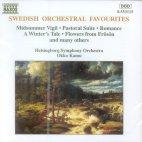 Swedish Orchestral Favourites/ Okko Kamu