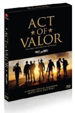 액트 오브 밸러: 최정예특수부대 [ACT OF VALOR] / (미개봉) 아웃케이스 포함
