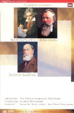 베토벤, 브람스, 생상 협주곡 [BEETHOVEN,BRAHMS,SAINT-SAENS CONCERTOS/ <!HS>LAURENT<!HE> PETITGIRARD]