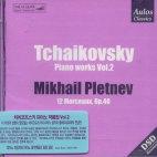 PIANO WORKS VOL.2/ MIKHAIL PLETNEV
