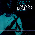 SONNY ROLLINS - NEWK`S TIME [RVG EDITON]