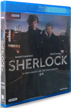 셜록 시즌 1 [SHERLOCK: COMPLETE SERIES ONE] [2disc]