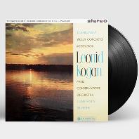 VIOLIN CONCERTO, MEDITATION/ CONSTANTIN SILVESTRI, LEONID KOGAN [차이코프스키: 바이올린 협주곡, 명상 - 코간, 실베스트리] [LP]