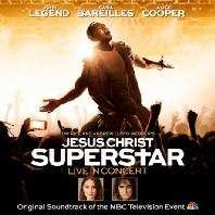 JESUS CHRIST SUPERSTAR LIVE IN CONCERT: ORIGINAL SOUNDTRACK OF THE NBC TELEVISION EVENT