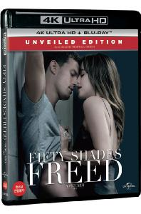 50가지 그림자: 해방 [4K UHD+BD] [FIFTY SHADES FREED]