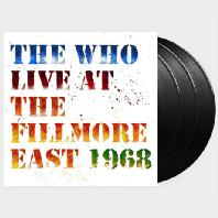 LIVE AT THE FILLMORE EAST 1968 [180G LP]