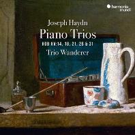 PIANO TRIOS XV:14, 18, 21, 26 & 31/ TRIO WANDERER [하이든: 피아노 트리오 - 반더러 트리오]