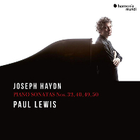 PIANO SONATAS NOS.32, 40, 49, 50/ PAUL LEWIS [하이든: 피아노 소나타 - 폴 루이스]