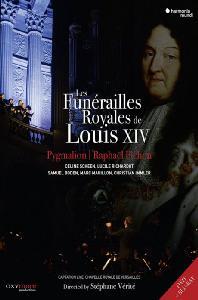 LES FUNERAILLES ROYALES DE LOUIS XIV [DVD+BD] [루이 14세의 장례식]