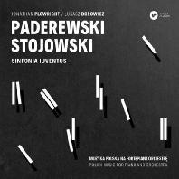 POLISH MUSIC FOR PIANO AND ORCHESTRA/ JONATHAN PLOWRIGHT, LUKASZ BOROWICZ [파데레프스키: 피아노 협주곡 & 스토조프스키: 심포닉 랩소디 - 플로라이트, 보로비치]