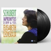 IMPROMPTUS D899 & 935/ ELISABETH LEONSKAJA [슈베르트: 즉흥곡 - 엘리자베스 레온스카야] [180G LP]