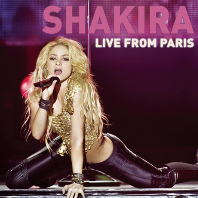 LIVE FROM PARIS [CD+DVD]