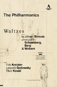 WALTZES: ARRANGED BY SCHOENBERG, BERG & WEBERN/ THE PHILHARMONICS [빈 카페 음악회: 신 빈악파가 편곡한 왈츠들]