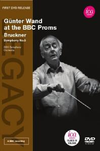 SYMPHONY NO.5/ GUNTER WAND [AT THE BBC PROMS]