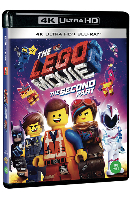 레고 무비 2 [4K UHD+BD] [THE LEGO MOVIE 2: THE SECOND PART]