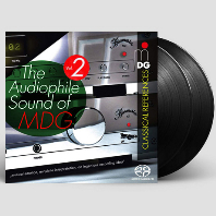 THE AUDIOPHILE SOUND OF MDG VOL.2
