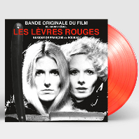 LES LEVRES ROUGES [어둠의 딸들] [120G TRANSPARENT RED LP]