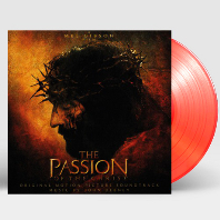 THE PASSION OF THE CHRIST [패션 오브 크라이스트] [TRANSPARENT RED] [180G LP]