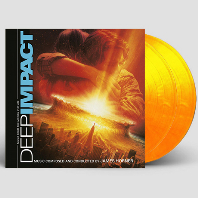 DEEP IMPACT [딥 임팩트] [YELLOW & ORANGE MIXED] [180G LP]