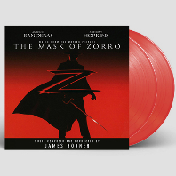 THE MASK OF ZORRO [마스크 오브 조로] [180G RED LP]