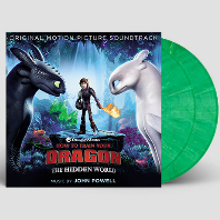 HOW TO TRAIN YOUR DRAGON: THE HIDDEN WORLD [드래곤 길들이기 3] [180G DRAGON-GREEN LP]