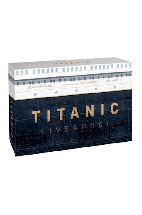 타이타닉: 한정판 [3D(2DISC)+2D+스페셜피쳐] [TITANIC]