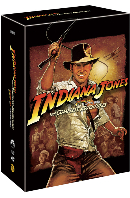 인디아나 존스 4 무비 콜렉션 [INDIANA JONES: THE COMPLETE ADVENTURES]