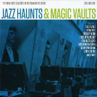 JAZZ HAUNTS & MAGIC VAULTS: THE NEW LOST CLASSICS OF RESONANCE RECORDS VOLUME 1